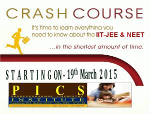 crash course - 2015